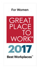 Great Place to Work 2017 – For Women